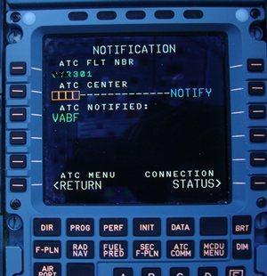 Notifikasi ke VABF, ATC di Mumbai, India