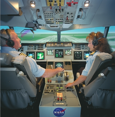 Simulator NASA