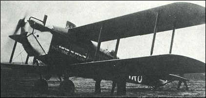 De Havilland DH18A
