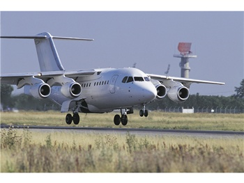 BAe 146, Courtesy of BAE  Systems (Operations) Limited